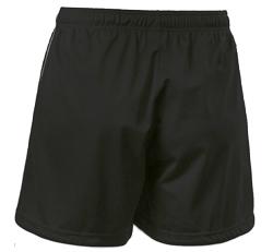Мужские шорты для волейбола Asics Short Zona (T605Z1 0090) черные фото
