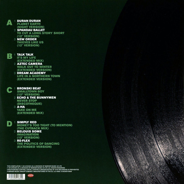 Various - 12 Inch Dance Classics Vol. 16