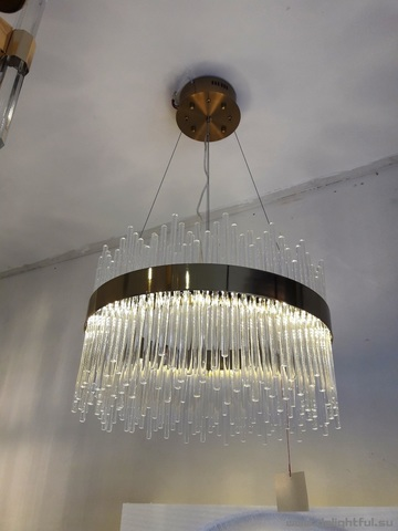 Barroncelli style chandelier 03