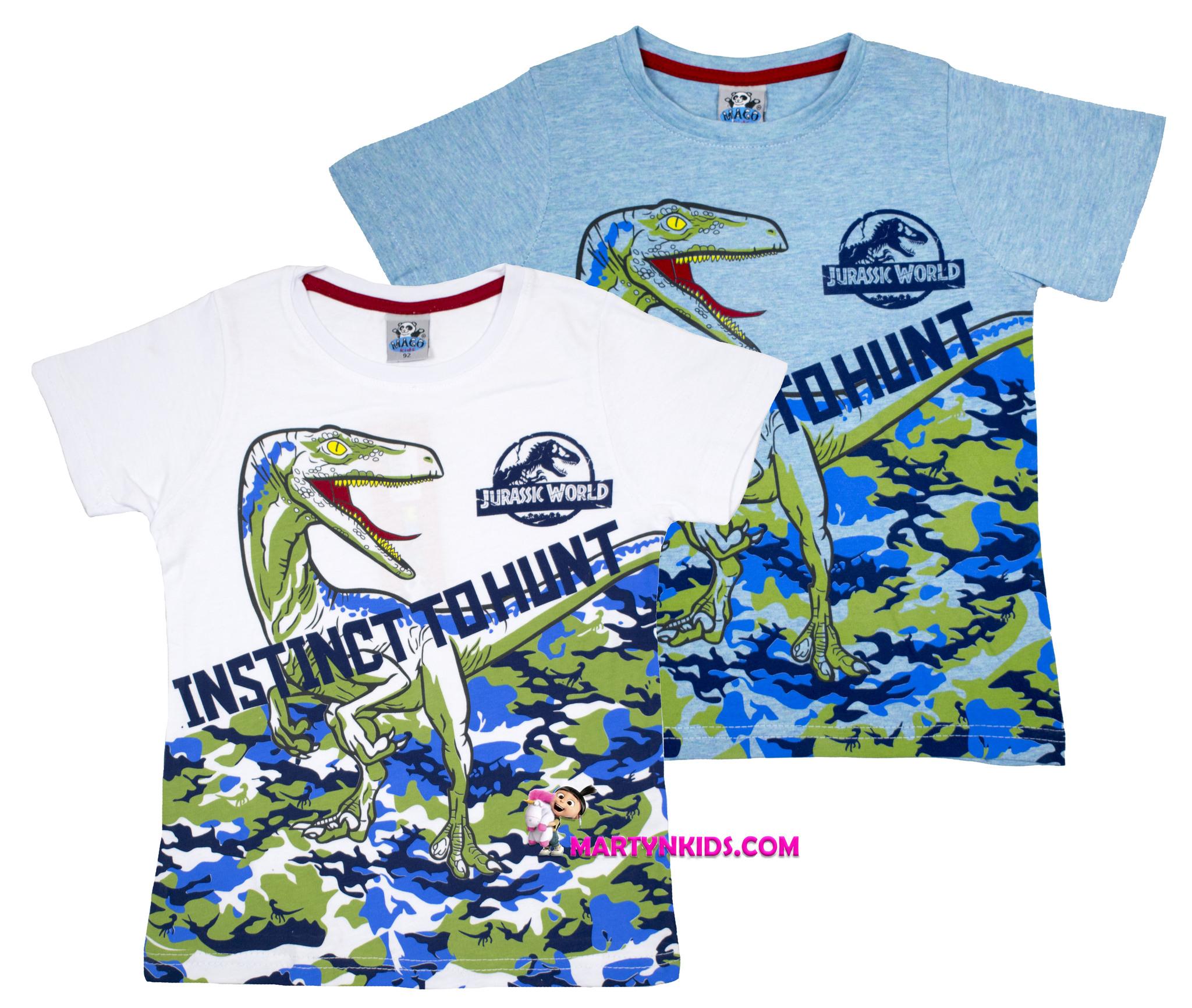 1505 футболка динозавр