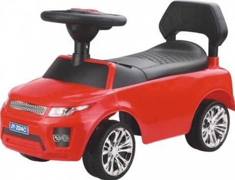 Толокар Rivertoys Range Rover красный JY-Z04C-RED