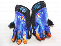 Мотоперчатки O'Neal RED BULL M1, кроссовые мото перчатки
