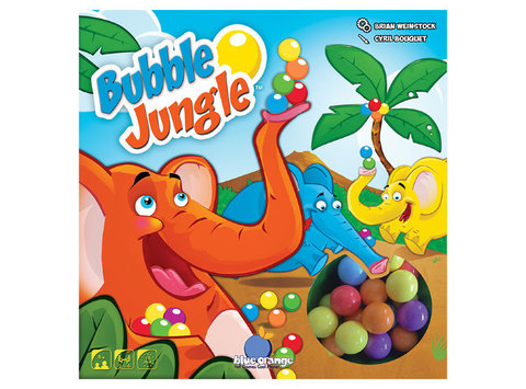 Настольная игра Слоноловкость (Bubble Jungle)