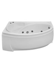 Акриловая ванна BAS Фэнтази 150х90х55 c гидромассажем