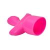 Насадка для массажа точки G розовая