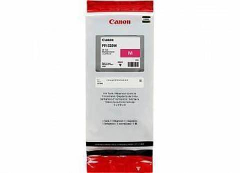 Картридж Canon PFI-320M magenta - пурпурный, 300 мл (2892C001)
