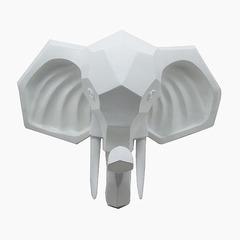 Настенный декор Decor Голова слона H13S0627