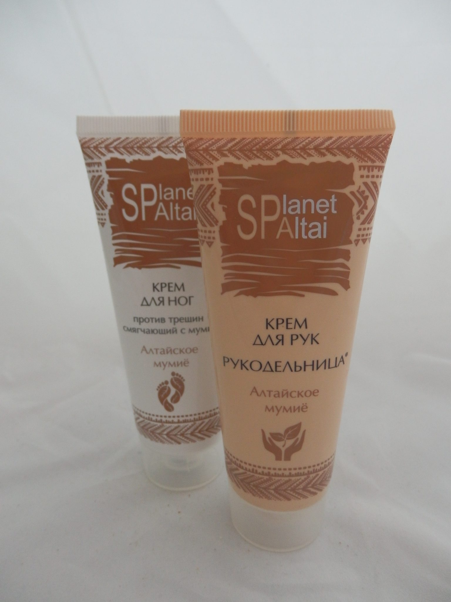 Planet SPA Altai Крем для рук с мумиё Рукодельница