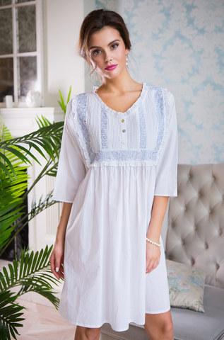 Сорочка ночная женская хлопковая MIA-MIA  Helene 16196