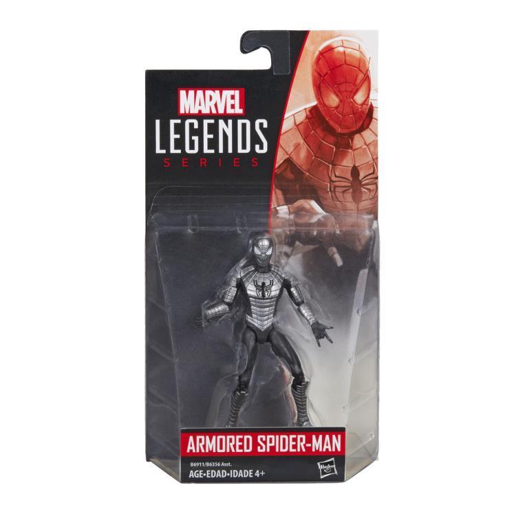 Фигурка Железный Человек Паук (Armored Spider-Man) Marvel Legends