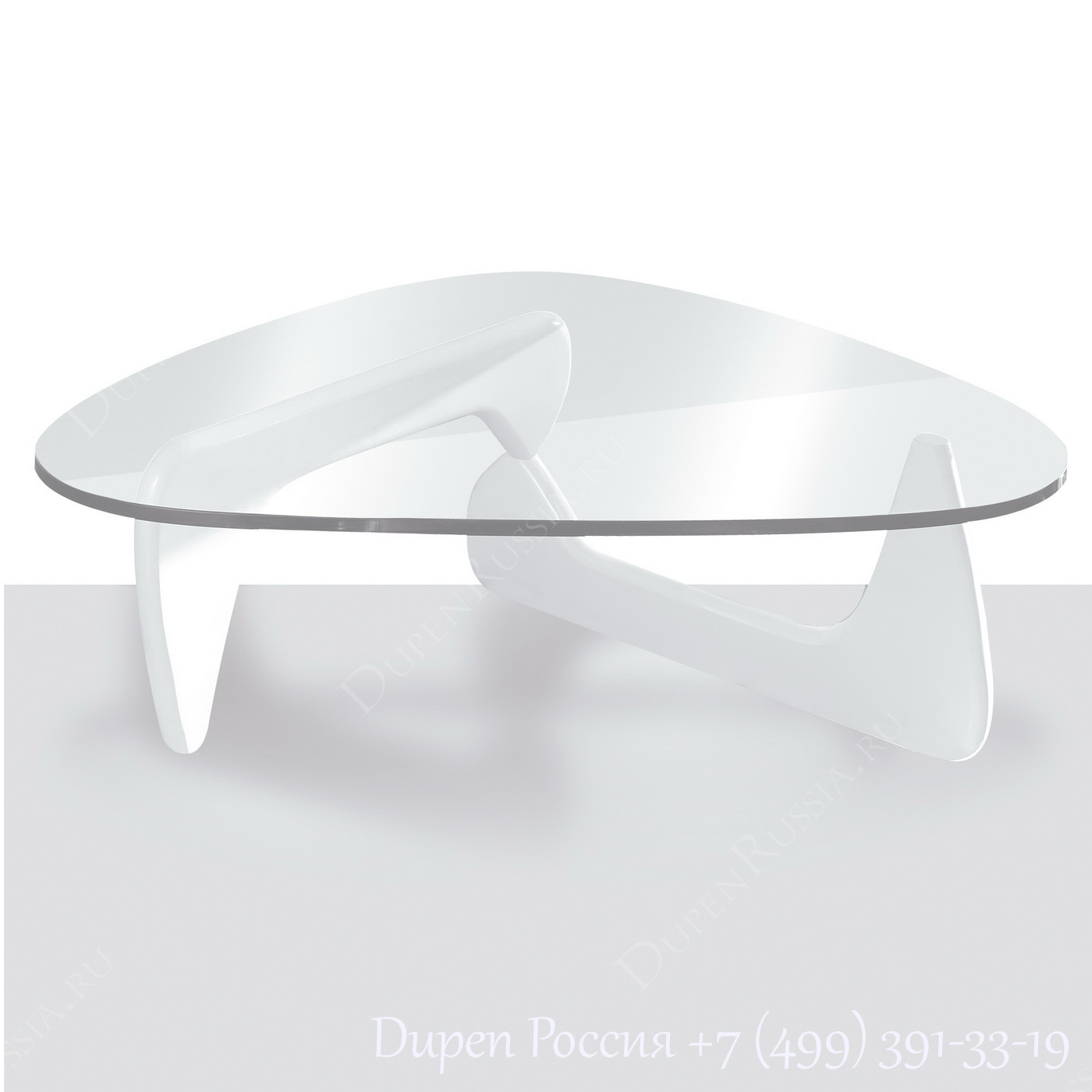 Журнальный стол DUPEN JY-A22-17 Белый