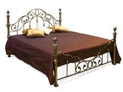 Кровать Виктория 200x160 (Victoria WF 9603) Античная медь