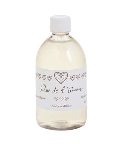 Запасная экономичная упаковка жидкого мыла Только любовь, Amelie et Melanie