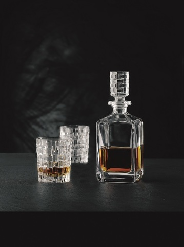 Набор 3 предмета Whisky Set 3, артикул 101095. Серия Bossa Nova