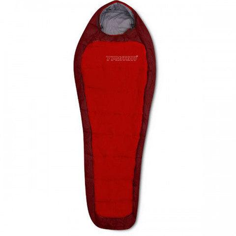 Летний спальный мешок Trimm Lite IMPACT, 185 R (желтый, зеленый, красный)