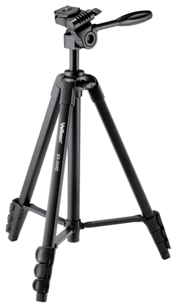 Velbon EX-447 (Штатив-тренога для фотоаппаратов и видеокамер Canon, Nikon, Sony)