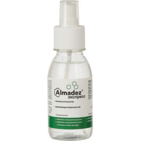 Дезсредство антисептическое Алмадез-Экспресс 100 мл(спрей)