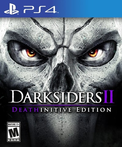 Sony PS4 Darksiders 2 - Deathinitive Edition (русская версия)