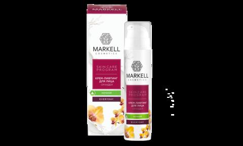 Markell Skin Care Program Крем-лифтинг для лица Орхидея ночной 50мл