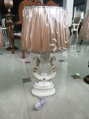 Cветильник с абажуром —  Коричневый (MK-4910)