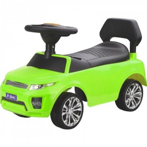 Толокар Rivertoys Range Rover зеленый JY-Z04C-GREEN