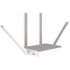 Keenetic Extra KN-1710 Роутер 4 порта 10/100Base-TX, USB-порт, 802.11b/g/n 2.4 ГГц, 300Мбит/с