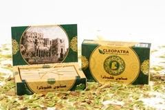 Набор мыла в  картонной подарочной коробке, 3 шт, 450g ТМ Клеопатра