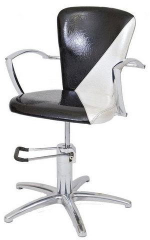 Парикмахерское кресло АРЛЕКИНО гидравлика