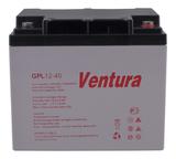 Аккумулятор Ventura GPL 12-40 ( 12V 41Ah / 12В 41Ач ) - фотография