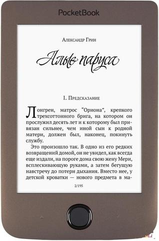 e-reader PocketBook 615(2) Dark Brown