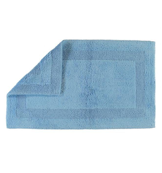 Коврик для ванной 60х60 Cawo Frottier голубой 188