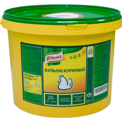 Бульон куриный Knorr 8кг