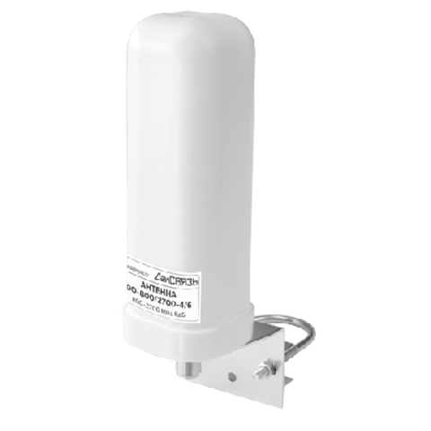 Всенаправленная наружная антенна DO-800/2700-4/6 (Внешняя, штыревая)