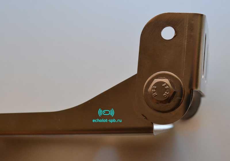 Кронштейн металлический для датчиков Totalscan, StructureScan 3D, LSS, LSS-2