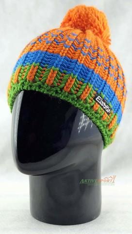 шапка Eisbar lesly pompon