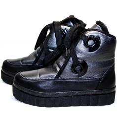 Зимние ботинки Kluchini 13047
