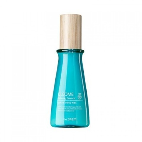 The Saem Cleome refining essence-Эссенция The Saem для лица с экстрактом клеомы 60ml