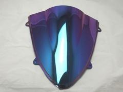 Ветровое стекло для мотоцикла Kawasaki Ninja 250R 08-12 DoubleBubble Иридий