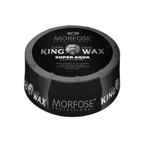 Morfose King Hair Wax Воск для волос Королевский Super Aqua 175мл