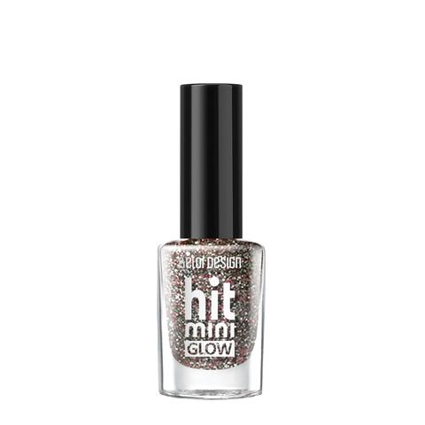 BelorDesign Mini Hit Лак для ногтей тон 67 звездная ночь 6мл
