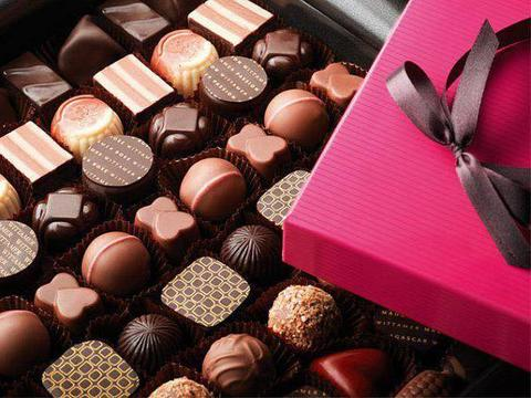 Коробка шоколадных конфет в ассортименте