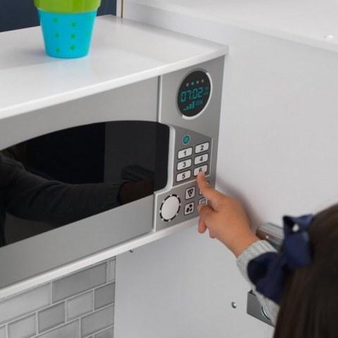 Игровая кухня KidKraft Большой Интерактив белая 53369_KE
