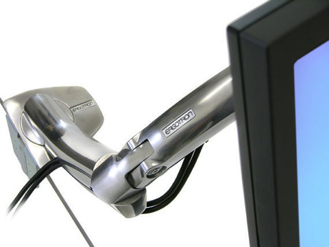 Кронштейн Ergotron MX Desk Mount LCD Arm (45-214-026)