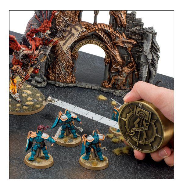 Warhammer Age Of Sigmar Rangefinder