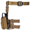 Тактическая пластиковая кобура WRS Level II Duty Holster Blade-Tech