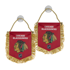 Вымпел АТРИБУТИКА НХЛ Chicago Blackhawks (62000)