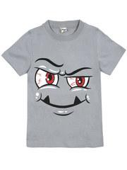 ELBK14-100-48 футболка детская, серая