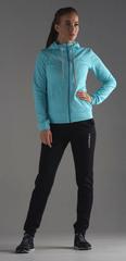 Костюм спортивный Nordski Zip Hood Cuffed Light Breeze женский