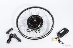 E4BIKE Classic-S (DD hub motor + sine wave contr. kit) - 1000 W