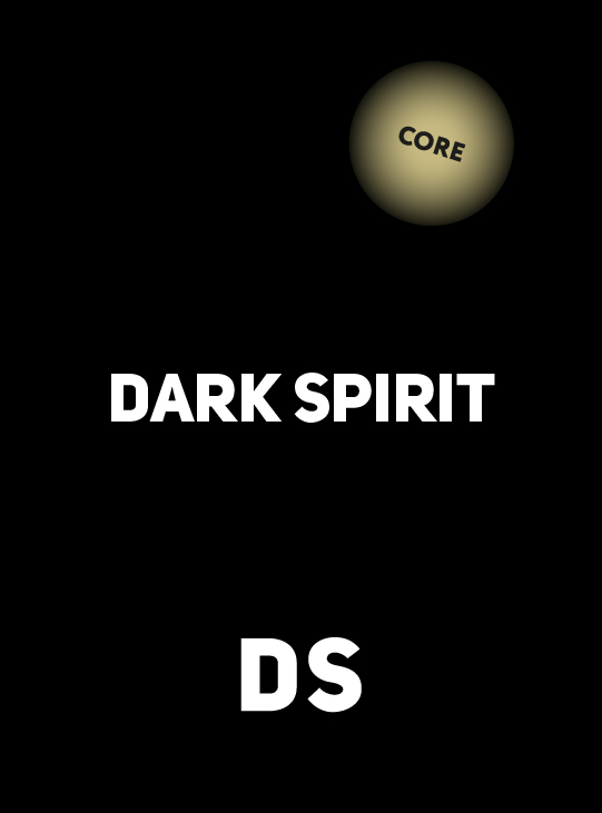 Аксессуар DS CORE DARK SPIRIT 100
